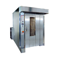 Deck & Rotary Oven (AS-120N)