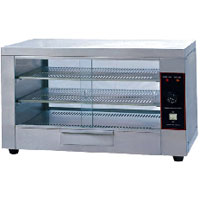 Display Food Warmer (HW-240 & HW-300)