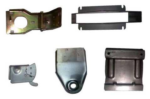Sheet Metal Automobile Components