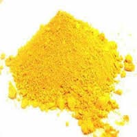 Yellow Oxide Powder