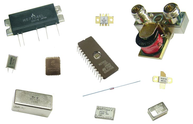 Obsolete Components