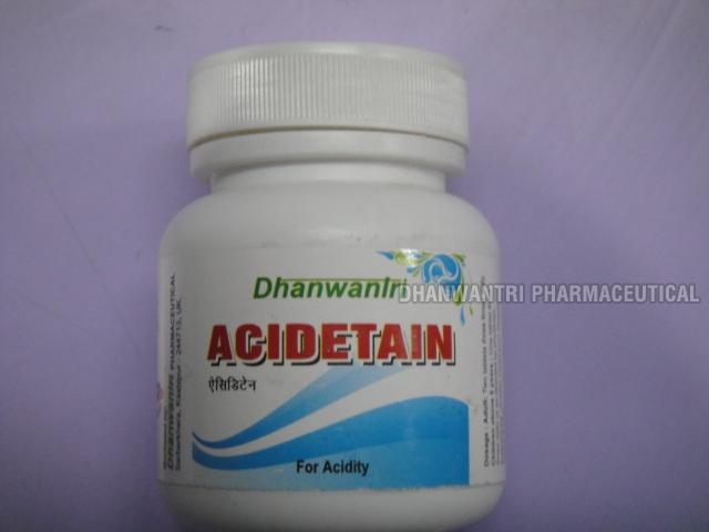 Acidetain Tablets