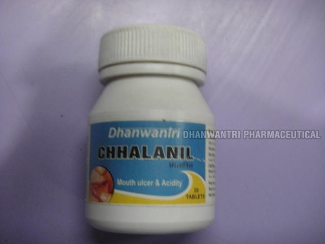 Chhalanil Tablets