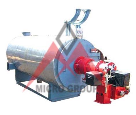 Liquid Fuel Boiler