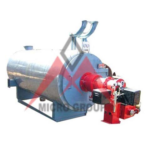 Gas & Liquid Fired Thermic Heater