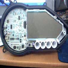 Digital Speedometer Repairing 03