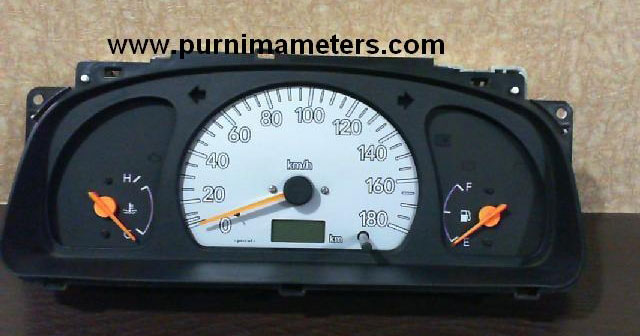 Digital Speedometer Repairing 05