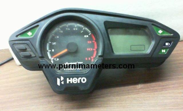Digital Speedometer Repairing 07