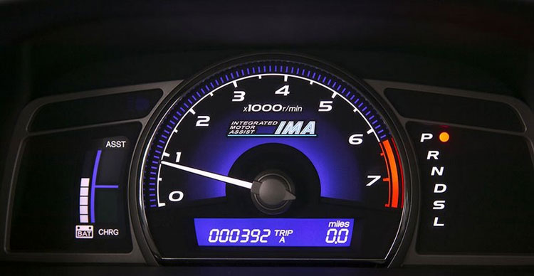 Digital Speedometer Repairing 11