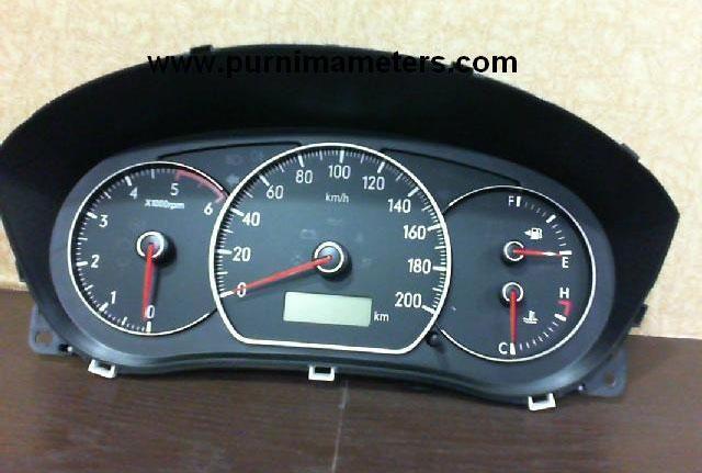 Digital Speedometer Repairing 14