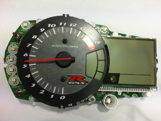Digital Speedometer Repairing 15