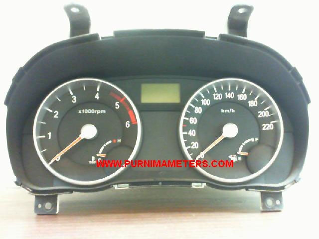 Digital Speedometer Repairing 19
