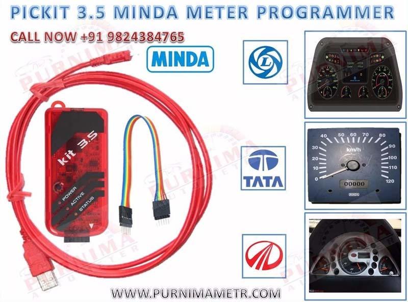 Minda Odometer Repairing Tools