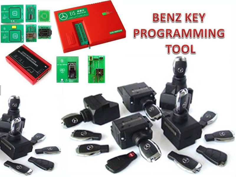 EIS Repair Tool For Mercedes Benz Transponder Keys