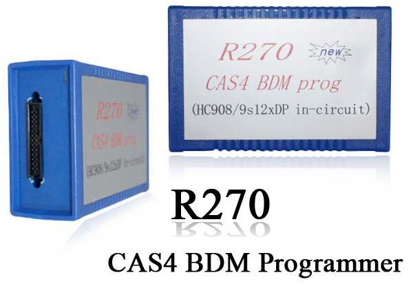 R270 BMW CAS4 BDM Programmer Odometer Repairing Tools