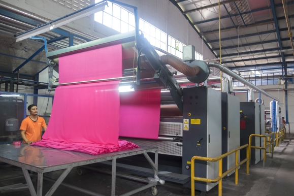 Fabric Dyeing & Finishing Services 02