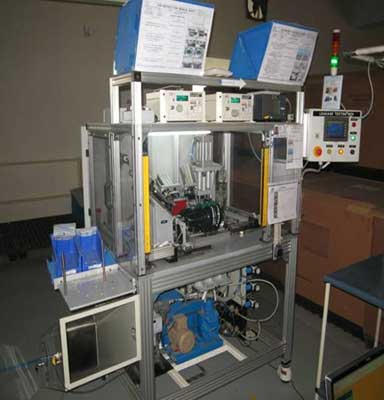 Automatic Leak Testing Machine