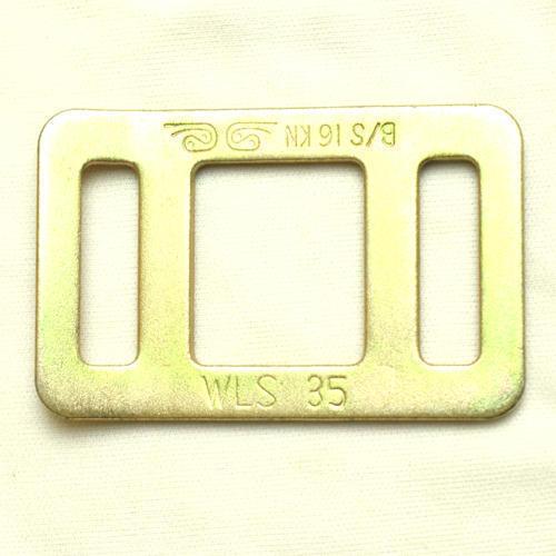 3516P One Way Pressed Steel Lashing Buckle 01