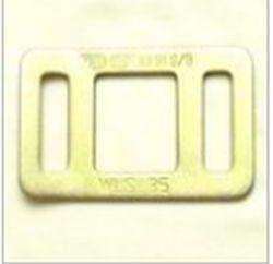 3516P One Way Pressed Steel Lashing Buckle 02