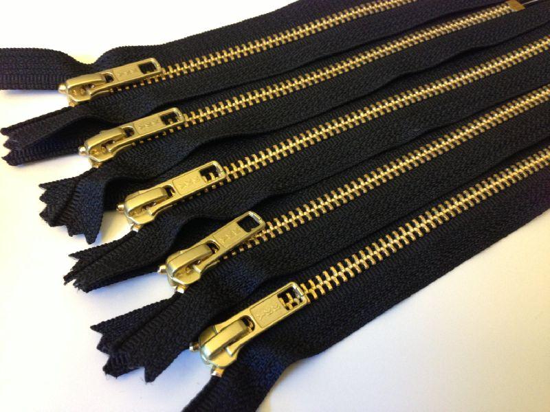 Metal Zippers 01