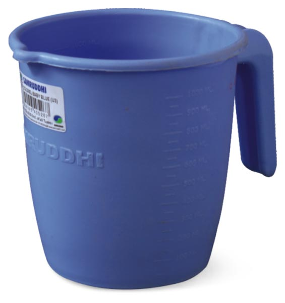 Plastic Bath Mugs - Manufacturer Exporter Supplier in Sangli