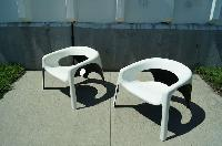 frp out door chair