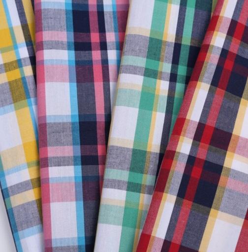 YS10175 Yarn Dyed Poplin Fabric
