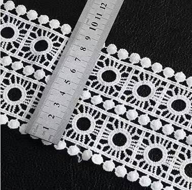 Ys10403 Crochet Lace Trim Exporter Supplier In China