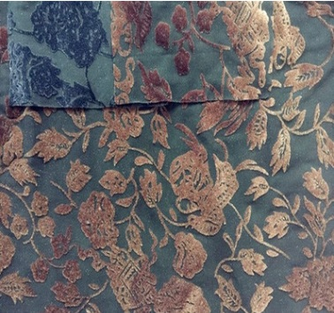 YS2962MN Foiled Printed Fabric