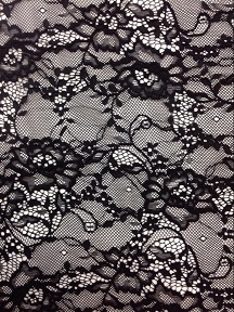 YS75121 Lace Fabric