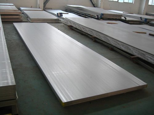 Stainless Steel Plain Plates