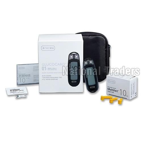 Glucocard 01-Mini Glucometer