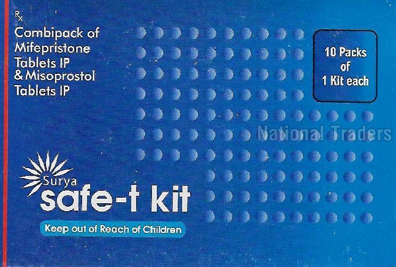 Surya Safe-t Abortion Kit