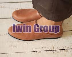 Ladies Semi Leather Shoes