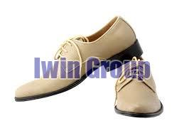 Mens Semi Leather Shoes