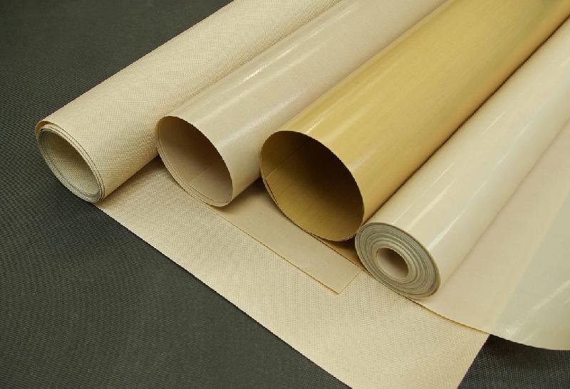 Teflon Coated Fiberglass Cloth