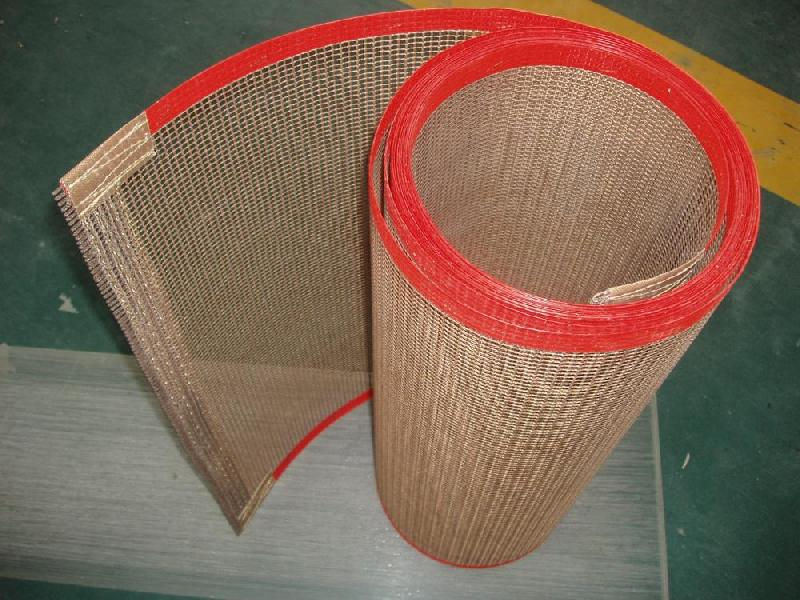 PTFE Glass Mesh Conveyor Belts