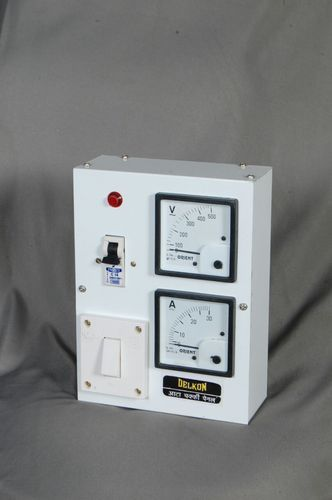 Electric Control Panel 02