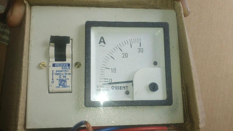 Electric Control Panel 03