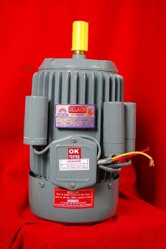 Three Phase Electric Motor 02