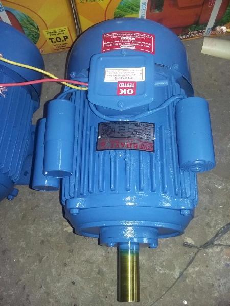Three Phase Electric Motor 04