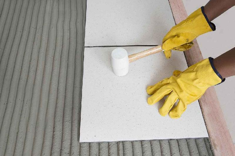 Tiling & Grouting 03