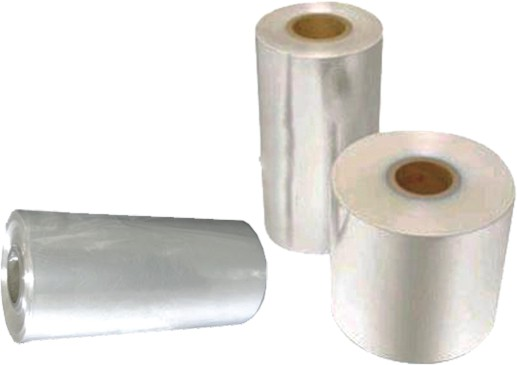 Plain PVC Shrink Rolls