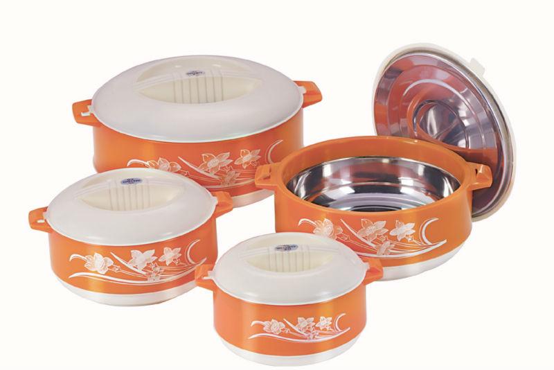 Plastic Hot Pots