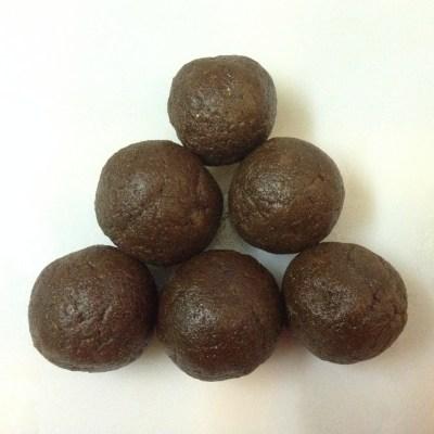 Black Gram Balls