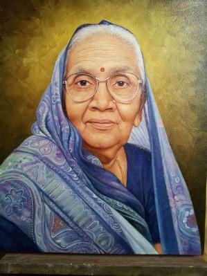 Portrait Oil Painting 02