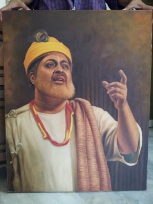 Portrait Oil Painting 04