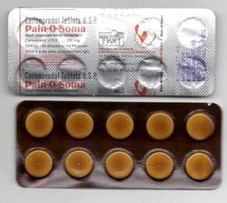 Pain O Soma Tablets 01