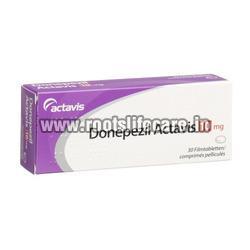 Donepezil Actavis Tablets