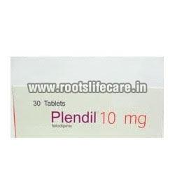 Plendil Tablets